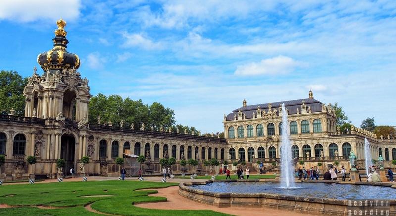 Город Дрезден Достопримичательности