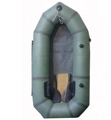 Лисичанка лодка