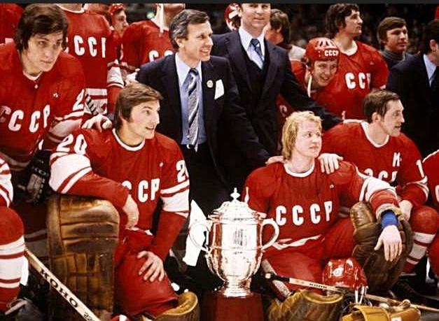 Хокейная команда СССР