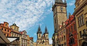 Чехия история